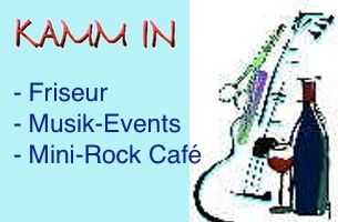 KAMM IN Friseur & Musikevents