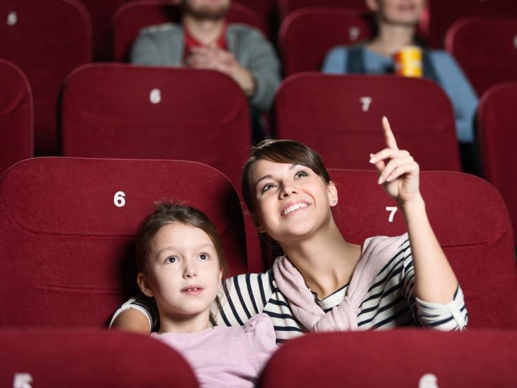 Veranstaltung mit freiem Eintritt: Kino für Kids