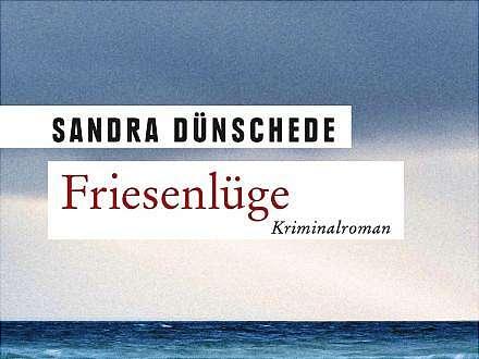 """Veranstaltung mit freiem Eintritt: Krimi-Herbst in Barmbek: Sandra Dünschede liest aus """"Friesenlüge"""""""