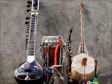 Veranstaltung mit freiem Eintritt: People call it World Music. W3-Sessions