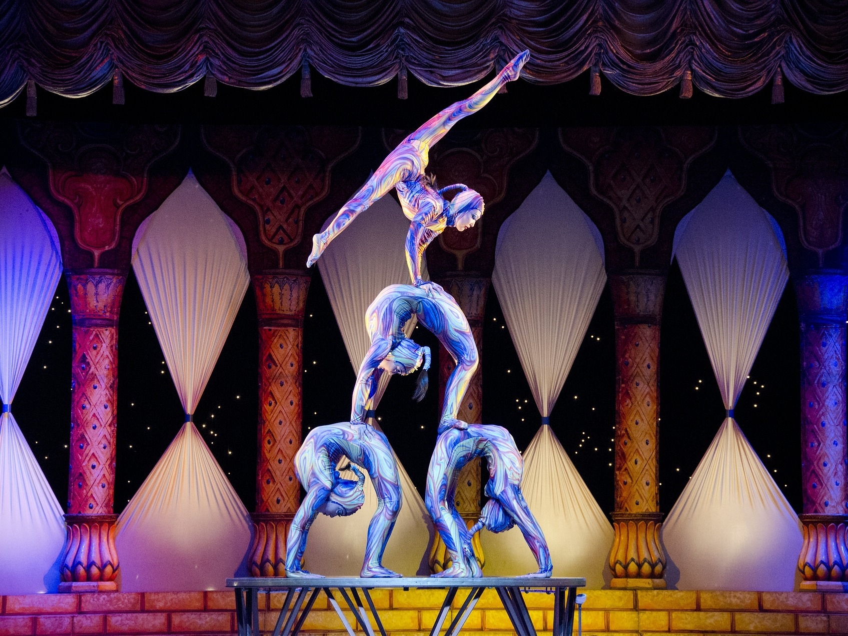 zirkus frank hamburg 2019