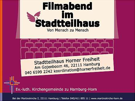 Filmabend im Stadtteilhaus: The King's Speech