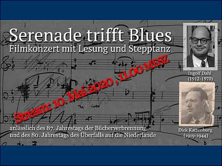 Serenade trifft Blues
