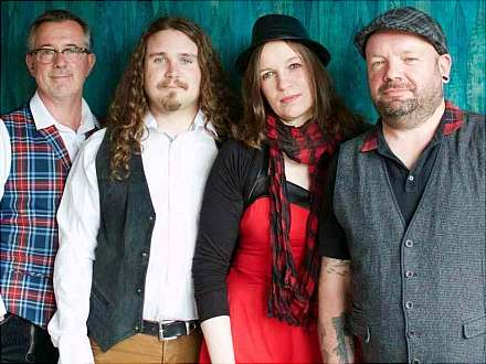 "TONE FISH: ""Irish Night"" 