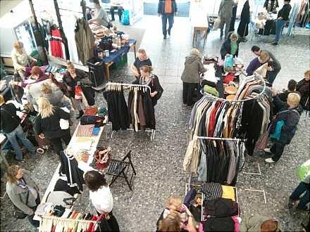 Kleiderflohmarkt