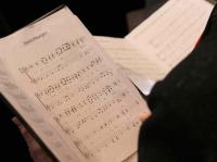 Adventskalender a capella - 24 Türen, 20 S...
