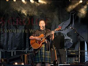 Andrew Gordon | Traditional Scottish Folk
