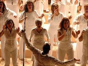 Happy Gospel Singers in concert