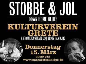 Stobbe & Jol    Down Home Blues