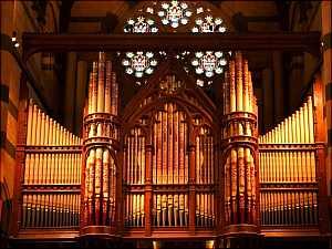 Weihnachtsliederabend - Chor- und Orgelmus...