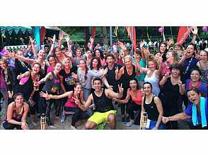 Yoga, Fitness, Tanz - Sportspaß Sommer Open Air